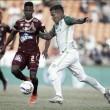 Dayro Moreno sigue 'bendito' con el gol 'verdolaga'