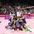 Volley F - L'Imoco Conegliano conquista il secondo scudetto della sua storia