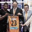 """Dwight Buycks: """"Espero mostrar mi mejor versión en Valencia"""""""
