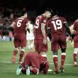 El Liverpool golea pero no entierra a la Roma