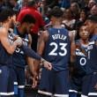 NBA Playoffs - I Timberwolves sono ancora vivi, 2-1 nella serie contro i Rockets