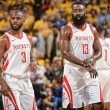 NBA Playoffs - I Rockets stupiscono il mondo e battono gli Warriors alla Oracle, serie in parità