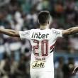 São Paulo busca empate duas vezes diante do Bahia e segue invicto no Brasileiro