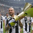 Juventus: Darmian il primo nome per la fascia, sondati tre gioielli del Milan. Occhio anche alle cessioni