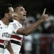 Com gol de Diego Souza, São Paulo Paulo vence clássico contra Santos no Brasileirão