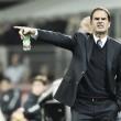 """Inter, la ricetta di De Boer: """"Società unita e fiducia in questa squadra"""""""