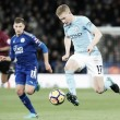 Once ideal jornada 12 de Premier League: De Bruyne y diez más