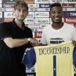 """De Guzman si presenta al Chievo: """"Qualità e concorrenza nel mio ruolo, ma sono qui per aiutare"""""""