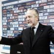 Napoli, De Laurentiis a 360 gradi: progetto stadio, mercato e...Higuain