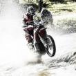 Dakar 2017: De Soultrait tradito dall'autovelox, tra le moto in testa va Pedrero