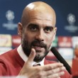 """Pep Guardiola: """"Si ganamos la Champions, el trabajo estará completo"""""""