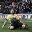 Crystal Palace 1-2 Watford: Eagles fall to late defeat at the hands of Deeney-inspired Hornets