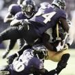La defensa de los Ravens vence a los Steelers