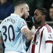 Sam Allardyce defends Jermain Defoe after Nicolas Otamendi clash