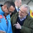 """Napoli, ancora De Laurentiis: """"Higuain non andrà alla Juve. Su Santon ed il mercato..."""""""