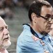 """Napoli, De Laurentiis: """"Higuain tradirebbe se stesso andando alla Juve. Cerco un terzino, due mediani e..."""""""