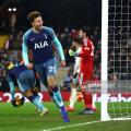 Fulham 1-2 Tottenham Hotspur: Winks saves Spurs in 93rd-minute at Craven Cottage