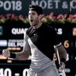Del Potro se cuela entre los cuatro mejores de Indian Wells y se enfrentará a Raonic