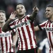 Depay flown to England to seal United move