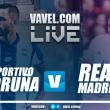 Deportivo x Real Madrid AO VIVO hoje na La Liga 2017