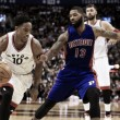 DeMar DeRozan, Jonas Valanciunas dominant on opening night