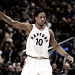 Toronto Raptors' DeMar DeRozan wins NBA Player of the Week