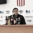 """Leandro Desabato: """"Estamos bien, haciendo una buena pretemporada"""""""