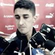 """Pablo Hernández: """"Tuvimos la ventaja dos veces, pero no lo pudimos mantener"""""""
