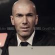"""Zidane: """"Tenemos un poco de ansiedad"""""""