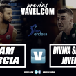 Previa UCAM Murcia - Divina Seguros Joventut: Murcia, nueva prueba para la salvación