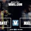 Previa Levante UD - Málaga CF: la salvación se juega en casa