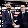 Gandini confía en Schick y en obtener un buen resultado en el Camp Nou