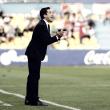 Julio Velázquez: ''Tenemos que dar todo para que el equipo conecte con la afición''