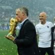 Francia, la vittoria di Didier Deschamps