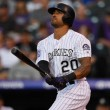 Ian Desmond vs Arizona Diamondbacks (Denver Post | Andy Cross)
