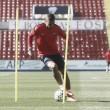 Puesta a punto para recibir al Sporting de Gijón