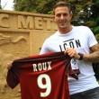Nolan Roux, le nouvel attaquant du FC Metz
