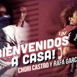 Ya es oficial: Chory Castro deja el Málaga y se marcha a Nacional