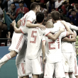"""Sergio Ramos: """"Tenemos que intentar quedar primeros de grupo, es el objetivo"""""""
