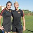 Martens y Duggan, las últimas en llegar a Barcelona