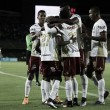 Un partido de once jugadores, Millonarios cae ante Deportes Tolima