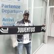 Blaise Matuidi desembarca em Turim e realizará exames médicos na Juventus
