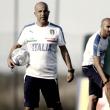 """Di Biagio: """"Vamos a tomarnos en serio los amistosos para el Europeo"""""""