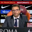 """Roma - Di Francesco: """"Migliorata l'interpretazione della gara, così possiamo arrivare in Champions"""""""