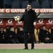 """Di Francesco volta a criticar atuação da Roma após derrota: """"Nos perdemos por completo"""""""