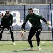 """Diego López: """"En el campo hemos de controlar los tempos del partido"""""""