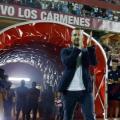 """Diego Martínez: """"Esto es un éxito de todos y cada uno de los granadinistas"""""""