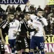 Rico, el mejor frente al Albacete según la afición