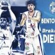 Basket, Drake Diener torna a Capo d'Orlando