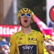 Tour de France 2018 - Bis di Thomas in cima all'Alpe, battuto Dumoulin